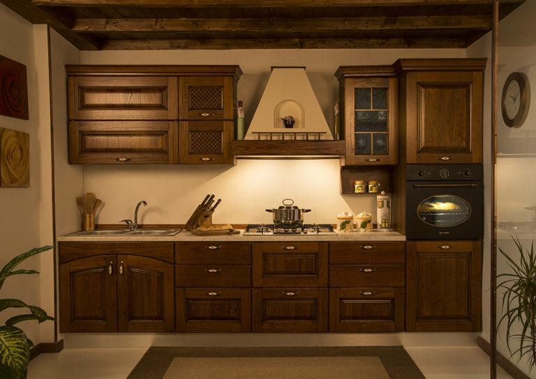 Cucina classica_Delsan