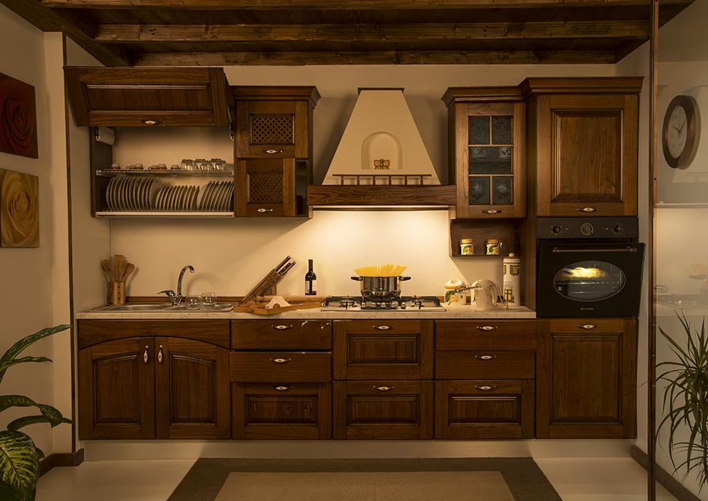 Arredamento Cucina Classico Moderno.Cucine Componibili Classiche E Moderne Delsan Arredi