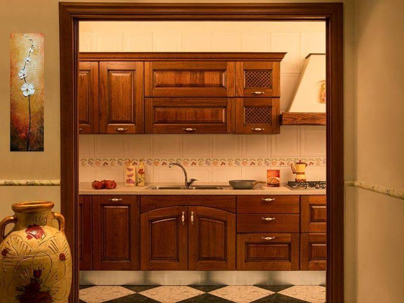 Cucine classiche_su misura